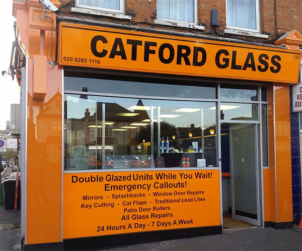 Catford Glaziers and Glass Repairs